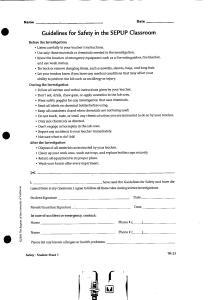 Saftey Guidelines 001